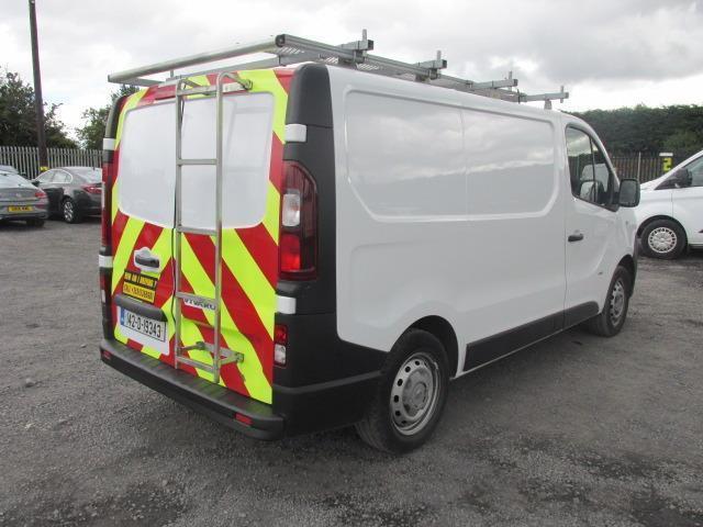 2014 Vauxhall Vivaro 2900 Cdti 5DR (142D19343) Image 3