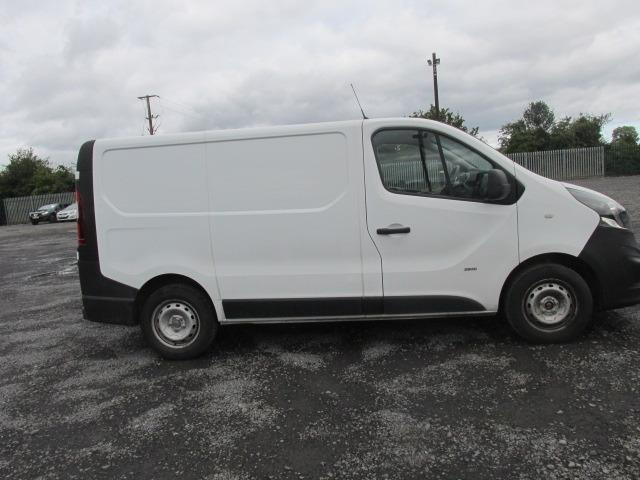 2014 Vauxhall Vivaro 2900 Cdti 5DR (142D19388) Image 2