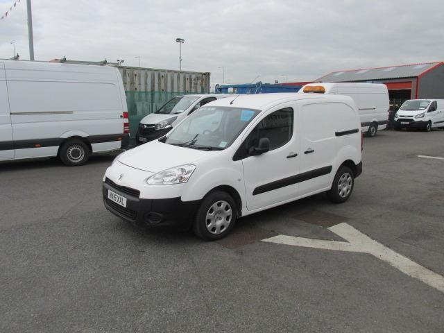 2015 Peugeot Partner 1.6 BLUEHDI (NX15XXL) Image 7