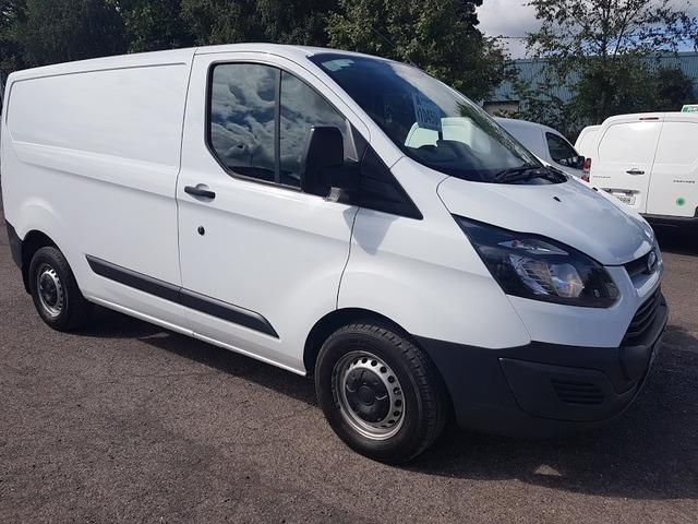 2014 Ford Transit Custom 290 Custom Eco-tech 5DR (142D18747)