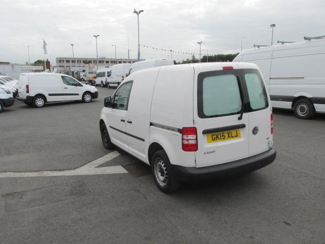 2015 Volkswagen Caddy 1.6 TDI LIFE C20 102PS (151D47051) Image 5
