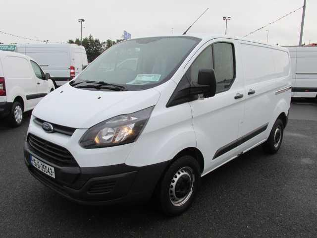 2015 Ford Transit Custom 290 Custom Eco-tech 5DR.  (151D35043)