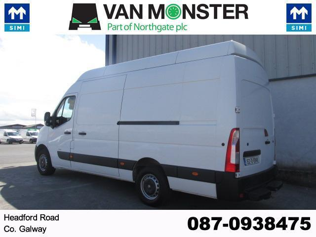 2015 Vauxhall Movano R3500 L3 H3 Cdti 5DR (152D10848) Image 7