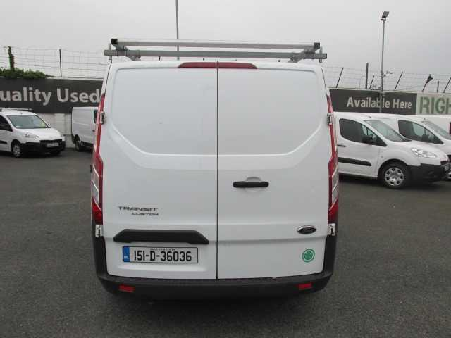 2015 Ford Transit 290 Custom Eco-tech 5DR (151D36036) Image 6