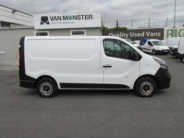 2015 Vauxhall Vivaro 2900 Cdti 5DR (151D29805) Image 2