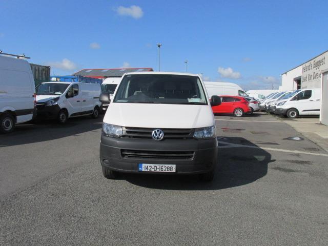 2014 Volkswagen Transporter T28 Startline TDI (142D16288) Image 8