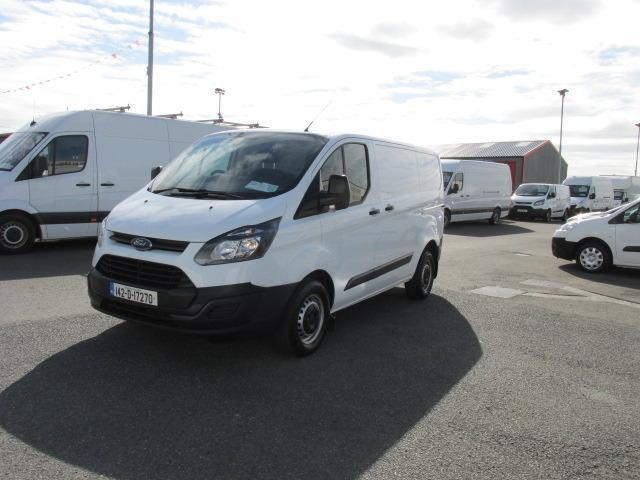2014 Ford Transit Custom 290 Custom Eco-tech 5DR (142D17270) Image 7