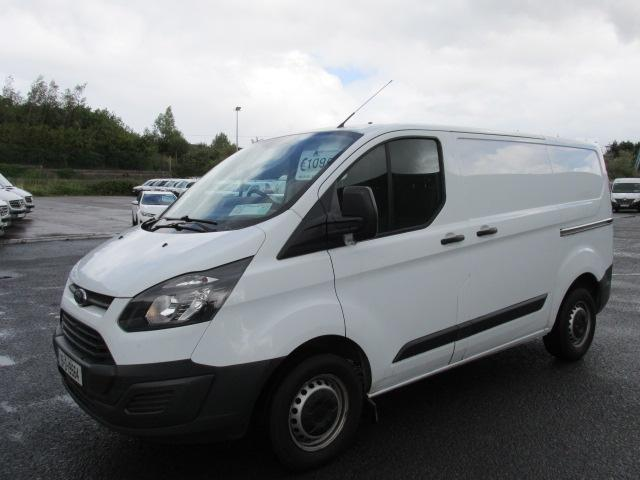 2015 Ford Transit Custom 290 Custom Eco-tech 5DR (151D19564) Image 7
