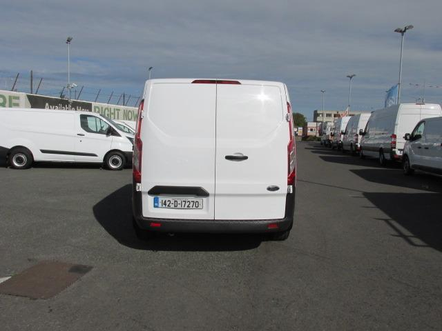 2014 Ford Transit Custom 290 Custom Eco-tech 5DR (142D17270) Image 4