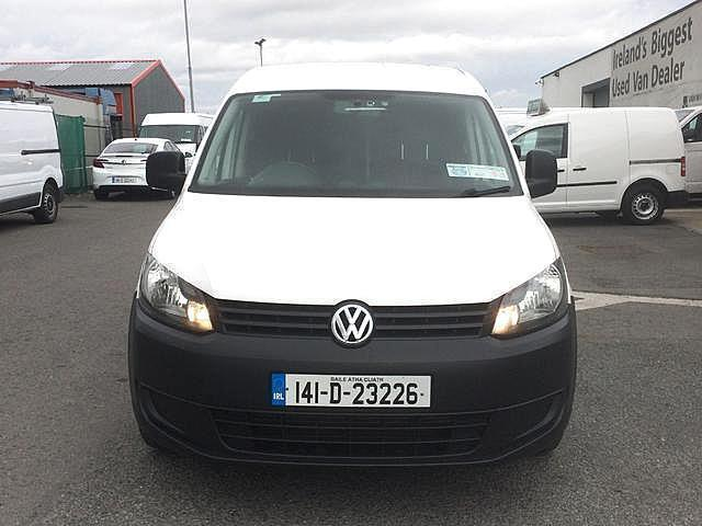 2014 Volkswagen Caddy C20 Startline TDI (141D23226) Image 8
