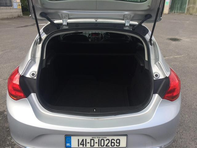 2014 Opel Astra S 1.3cdti 95PS 5DR (141D10269) Image 8