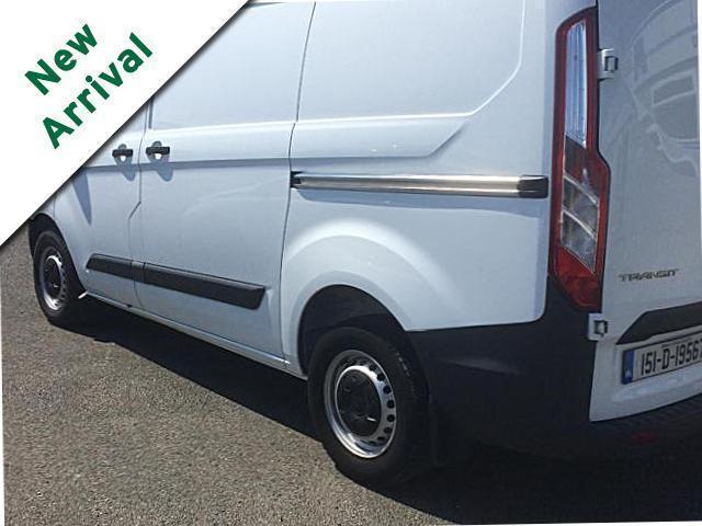 2015 Ford Transit Custom 290 Custom Eco-tech 5DR (151D19567) Image 3