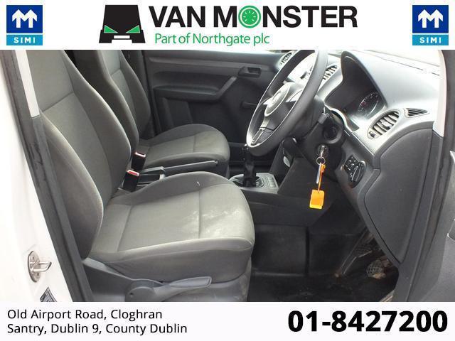 2014 Volkswagen Caddy C20 Startline TDI (142D11645) Image 5