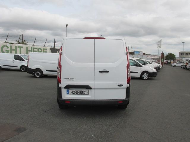 2014 Ford Transit Custom 290 Custom Eco-tech 5DR (142D16571) Image 4