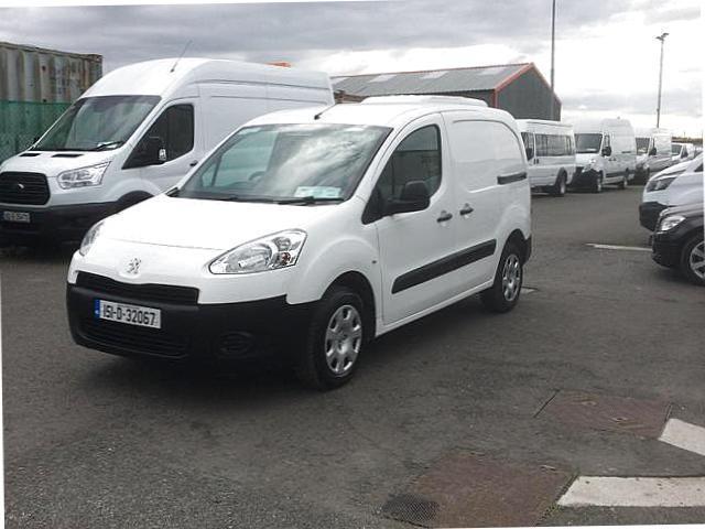 2015 Peugeot Partner 850 S L1 90PS 5DR (151D32067) Image 7