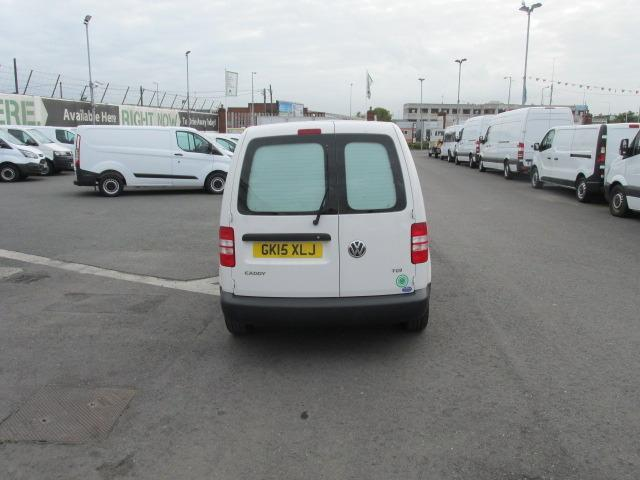 2015 Volkswagen Caddy 1.6 TDI LIFE C20 102PS (151D47051) Image 4