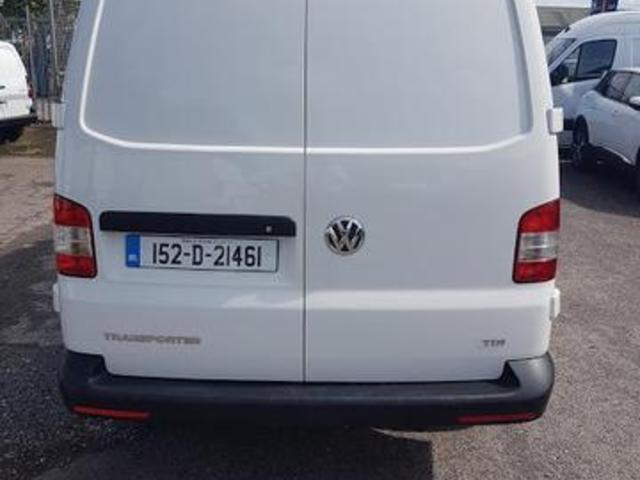 2015 Volkswagen Transporter T28 Startline TDI (152D21461) Image 5