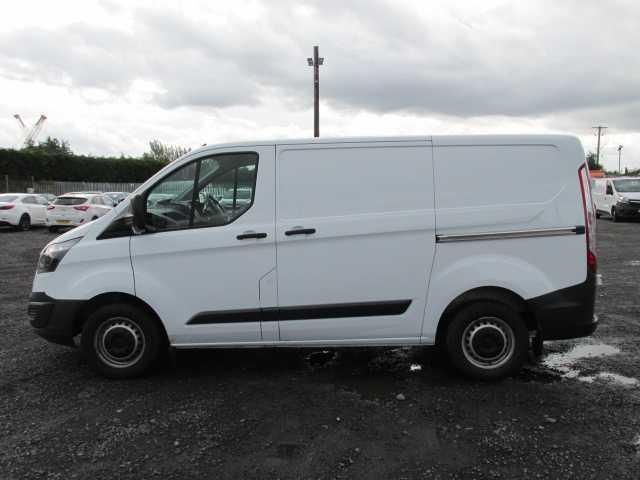 2015 Ford Transit Custom 290 Custom Eco-tech 5DR (151D35061) Image 7