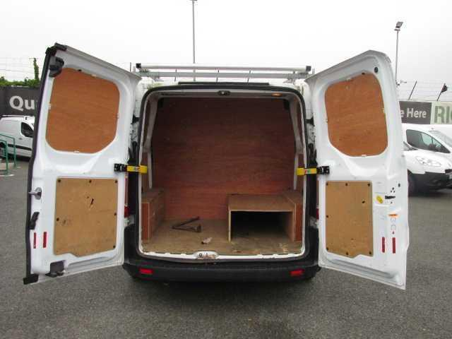 2015 Ford Transit 290 Custom Eco-tech 5DR (151D36036) Image 7