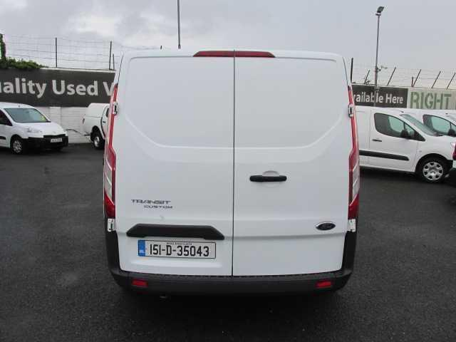 2015 Ford Transit Custom 290 Custom Eco-tech 5DR.  (151D35043) Image 4