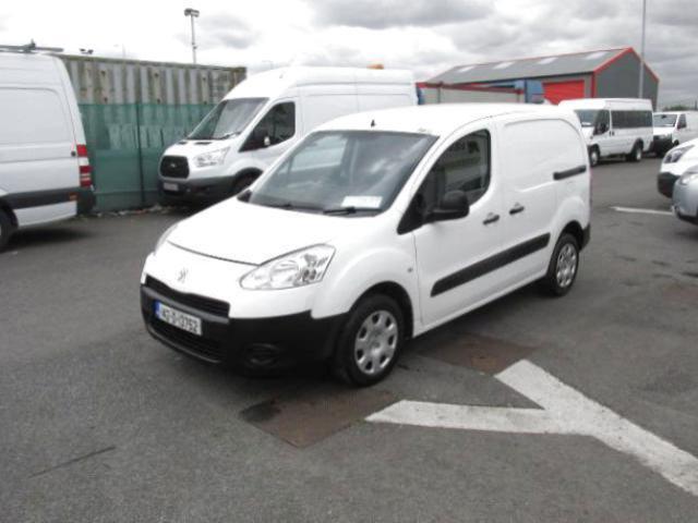 2014 Peugeot Partner 1.6 HDI Partner 850 S L1 90 (142D13752) Image 7