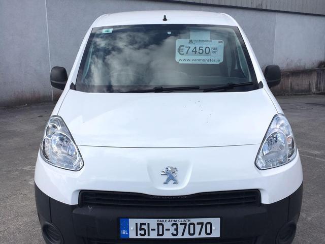 2015 Peugeot Partner 850 S L1 5DR (151D37070) Image 7
