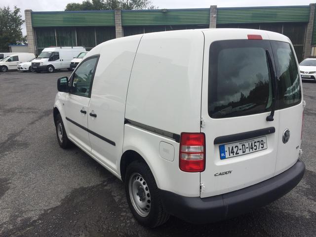 2014 Volkswagen Caddy C20 Startline TDI (142D14579) Image 7