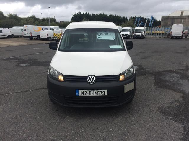 2014 Volkswagen Caddy C20 Startline TDI (142D14579) Image 2