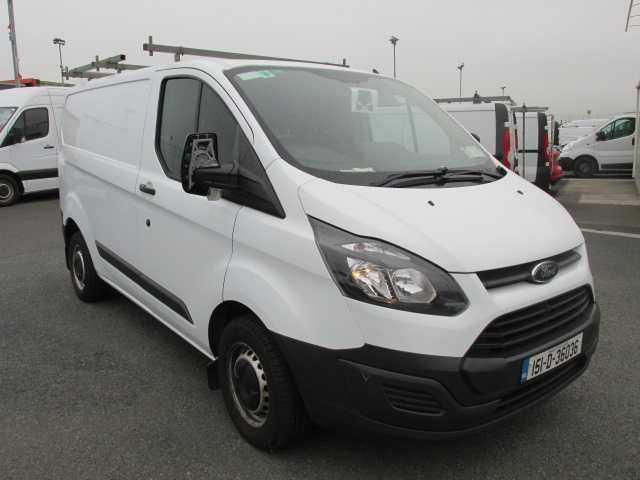2015 Ford Transit 290 Custom Eco-tech 5DR (151D36036) Image 2