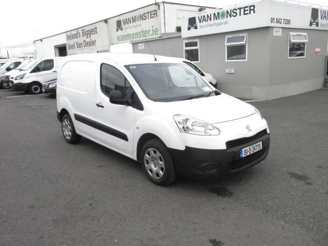 e04bdab28d 2015 Peugeot Partner 850 S L1 90PS 5DR REDUCED (151D24775)