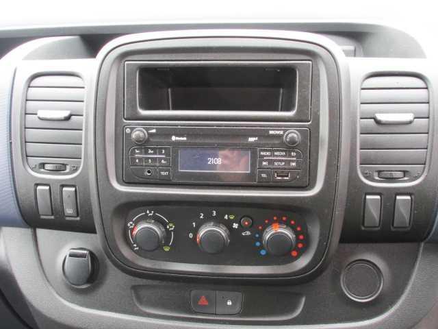 2014 Vauxhall Vivaro 2900 Cdti 5DR (142D19296) Image 7