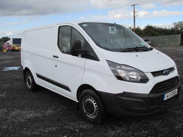 2015 Ford Transit Custom 290 Custom Eco-tech 5DR (151D35061)