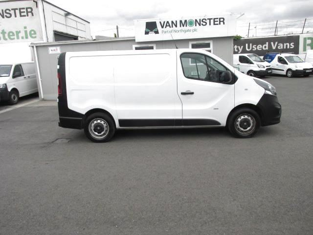 2014 Vauxhall Vivaro 2900 Cdti 5DR (142D19326) Image 2