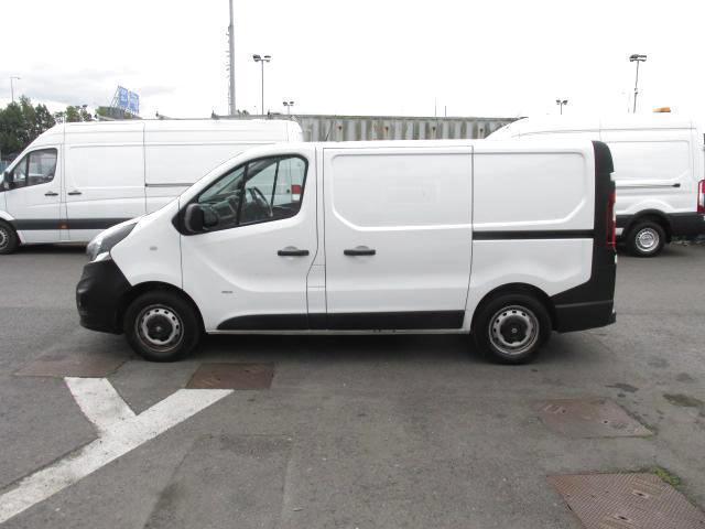 2014 Vauxhall Vivaro 2900 Cdti 5DR (142D19326) Image 6