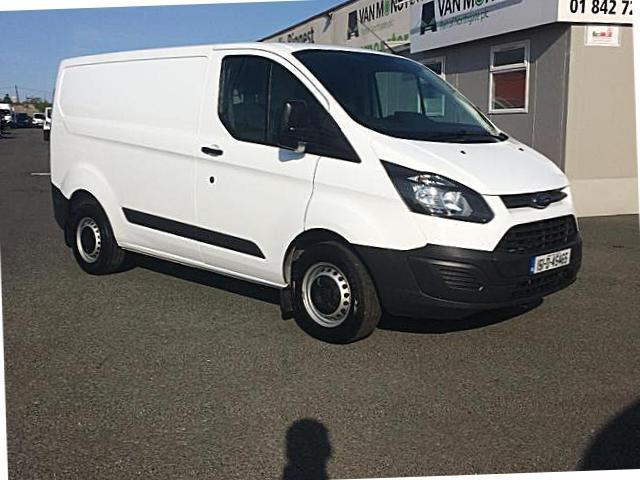 2015 Ford Transit Custom 290 Custom Eco-tech (151D45465)
