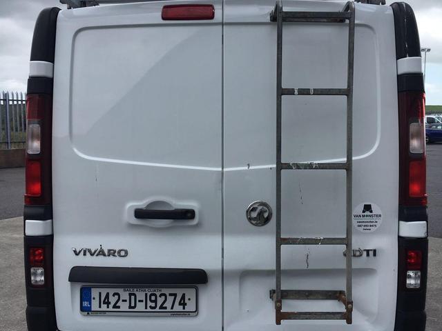 2014 Vauxhall Vivaro 2900 Cdti 5DR (142D19274) Image 5
