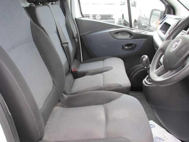 2015 Vauxhall Vivaro 2900 Cdti 5DR (151D20058) Image 7