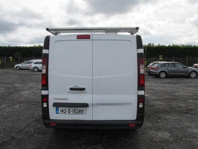 2014 Vauxhall Vivaro 2900 Cdti 5DR (142D19289) Image 4