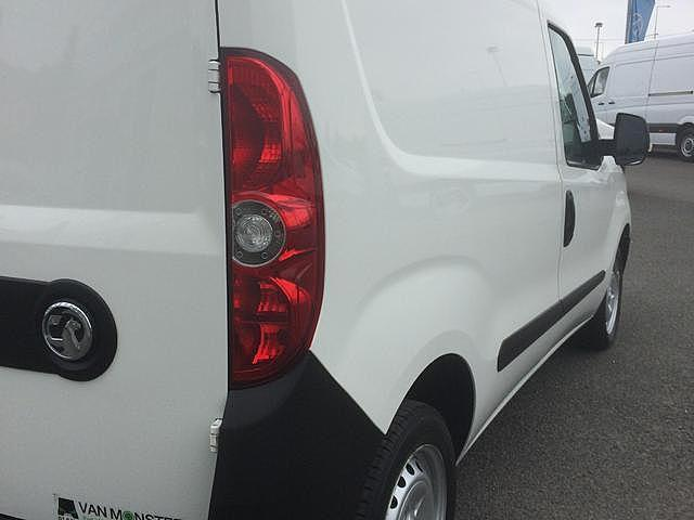 2015 Vauxhall Combo  (151D40045) Image 5