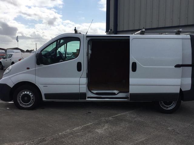 2014 Vauxhall Vivaro 2900 Cdti LWB 5DR (141D30668) Image 8