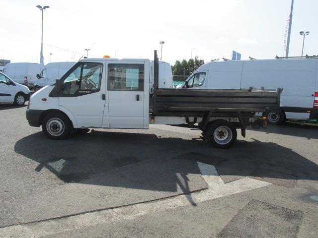 2014 Ford Transit 2.2D T350L C/cab Tipper (141D21470) Image 6