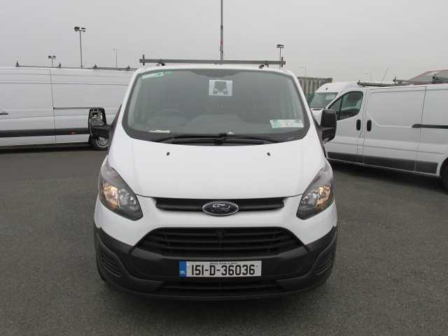 2015 Ford Transit 290 Custom Eco-tech 5DR (151D36036) Image 3