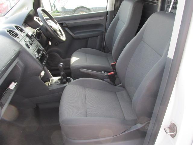 2014 Volkswagen Caddy C20 Startline TDI (142D11650) Image 8