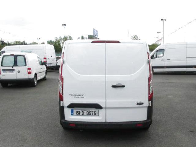 2015 Ford Transit Custom 290 Custom Eco-tech 5DR (151D19575) Image 4