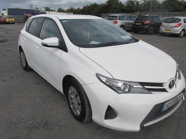 2014 Toyota Auris Van 1.4D4D Terra VAN 4DR (142D10823)