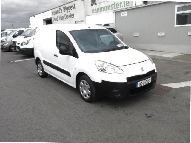 2014 Peugeot Partner 1.6 HDI Partner 850 S L1 90 (142D13752) Image 1