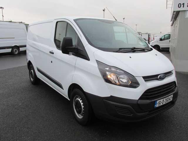2015 Ford Transit Custom 290 Custom Eco-tech 5DR.  (151D35043) Image 3
