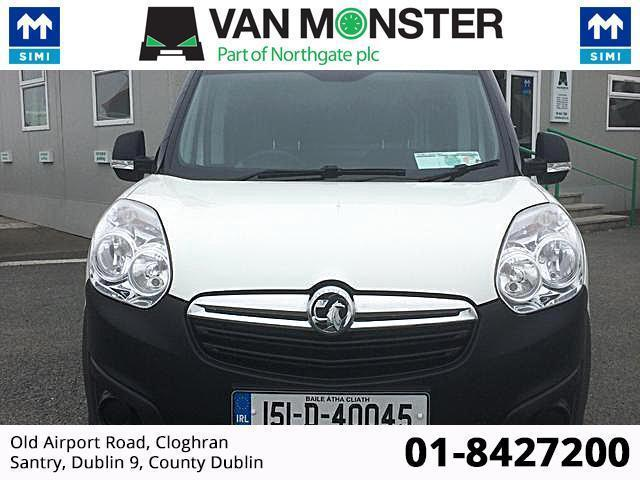 2015 Vauxhall Combo  (151D40045) Image 1