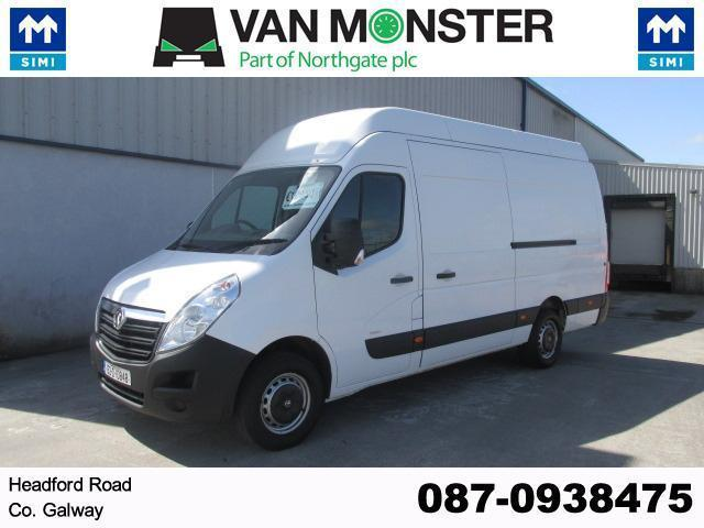 2015 Vauxhall Movano R3500 L3 H3 Cdti 5DR (152D10848) Image 2