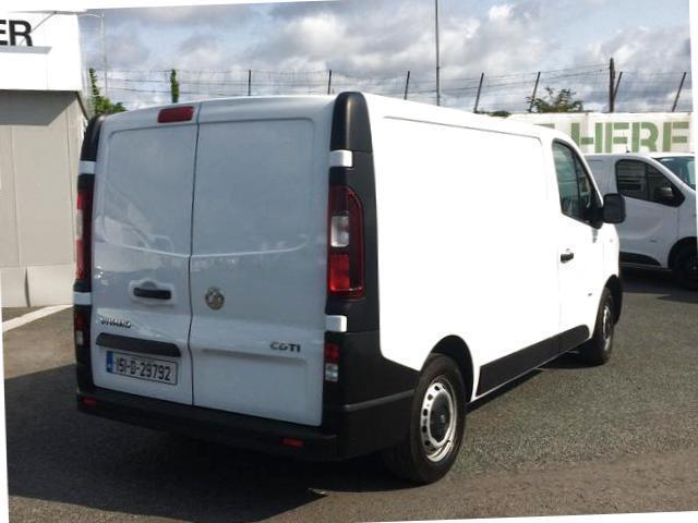 2015 Vauxhall Vivaro 2900 Cdti 5DR.      (151D29792) Image 3